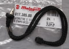 Malaguti Grizzly 4-wheel Safety Lanyard Engine Stop Cut-out Switch 017.385.00