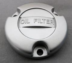 MASH 125 Oil Filter Cover - Silver 6260120250001