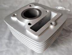 MASH Fifty Cylinder Barrel - Silver LF5000000018