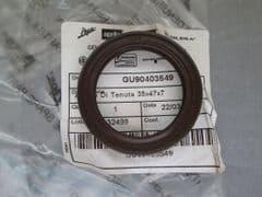 Moto Guzzi Clutch Shaft / Bevel Drive Housing Oil Seal GU90403549