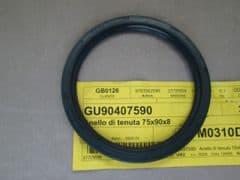Moto Guzzi V50 V65 Bevel Drive Housing Oil Seal GU90407590