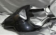 MV Agusta F4 312 RR Seat Tail Cover - Black / Silver  80A0B1668