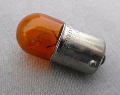 Peugeot Amber Indicator Bulb - 12V 15W PE801337