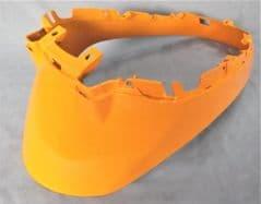 Peugeot Django Lower Front Mudguard - Vitamin Orange PE787061P8