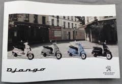 Peugeot Django Owners Handbook PE786930