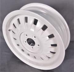 Peugeot Django Rear Wheel - White PE786915P7