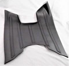 Peugeot Django Rubber Floor Mat - Black PEA09044