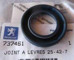 Peugeot Elyseo 125 LH Crankshaft Oil Seal PE737461