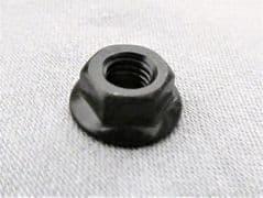 Peugeot Flanged Nut M6 - Black PE774712