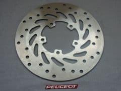 Peugeot Jetforce 50 Front Brake Disc - 226mm PE747334