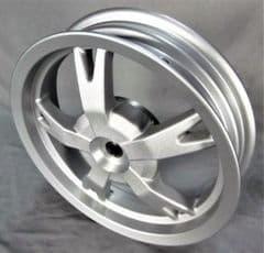 Peugeot Kisbee Rear Wheel - Silver PE776925