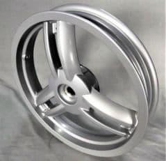 Peugeot Ludix 14 Rear Wheel (2.15x14) - Silver PE760459B2