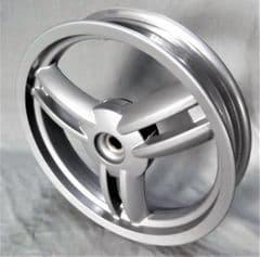 Peugeot Ludix 14 Rear Wheel (2.5x14) - Silver