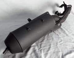 Peugeot Ludix Exhaust System PE762412