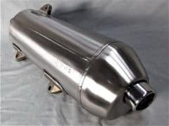 Peugeot Metropolis Exhaust Silencer PE787243