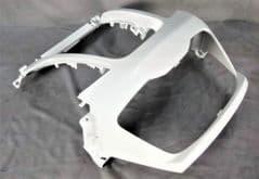 Peugeot Metropolis Front Upper Panel - Snow White PE781535BL