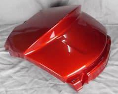 Peugeot Metropolis Upper Rear Cover - Safron Red PE781903I8