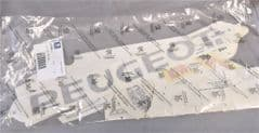 Peugeot Speedfight 2 50 Decal Set PE800011