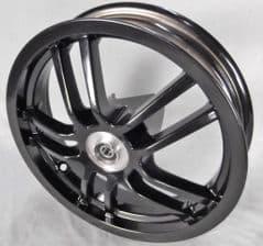 Peugeot Speedfight 3 / 4  Front Wheel - Black PE775011N