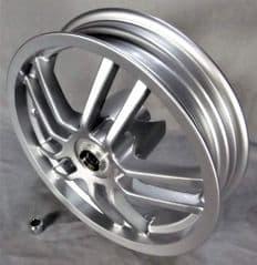 Peugeot Speedfight 3 / 4  Front Wheel - Silver PE775011Q2