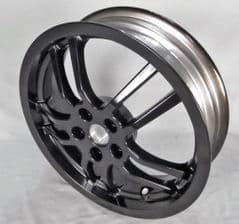 Peugeot Speedfight 3 / 4  Rear Wheel - Black PE775170N