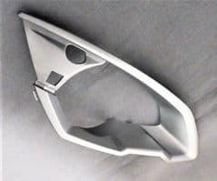 Peugeot Speedfight 4 125 RH Headlight Surround - Silver PE803731Q2