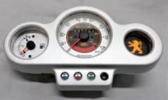 Peugeot Speedfight Instrument Console - Silver PE748278