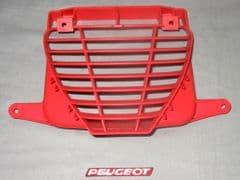 Peugeot Speedfight Radiator Grille - Torrero Red PE734272RT