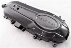 Peugeot Speedfight / Vivacity 50 4T Transmission Cover - Black PE801595N