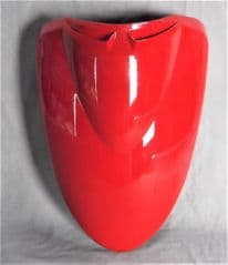 Peugeot V-Clic Upper Front Cover - Volcanic Red PE802319F6