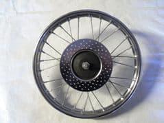 RCX10 Front Wheel 16