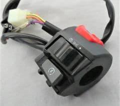 SFM Roadster 125 RH Switch 614-128A-001R-000