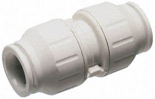15mm Equal Straight Connector