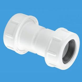 """3/4"""" Universal straight connector"""