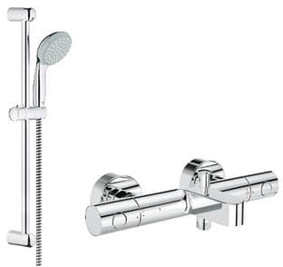 Grohe G1000 Cosmo Bath Shower Mixer with New Tempesta