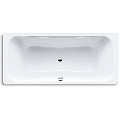 Dyna duo double ended bath 1700 x 750mm (0TH) 63.KDD17W
