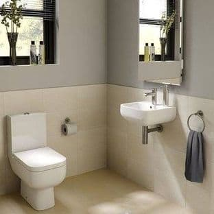 Series 600 Complete Cloakroom Set