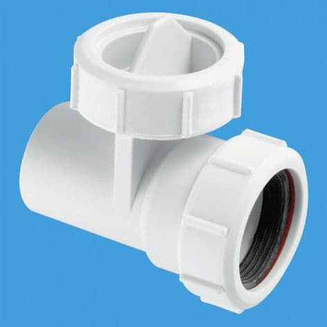 T28M-FIL In-Line Connector with Filter - Top Access. McAlpine