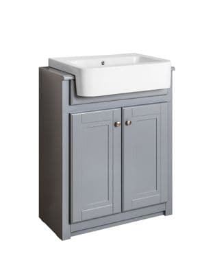 TB - Traditional Belfast Sink Matte Grey