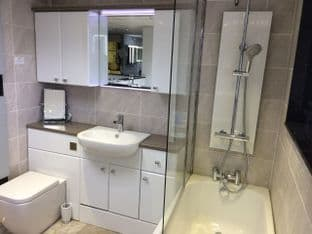 Terry Bookers fitted unit suite