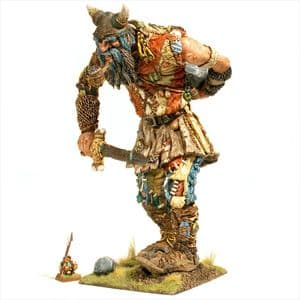 Fantasy Resin Giant