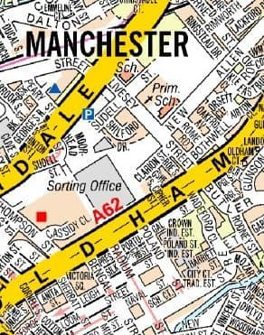 Build Your Own A Z Street Map - GB