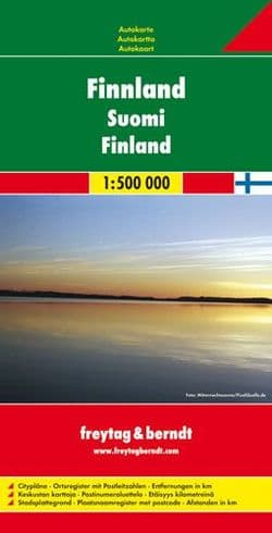 Finland - Country Maps