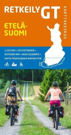 Finland - Cycling Maps