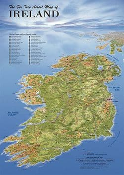 Fir Tree Aerial Maps of Ireland