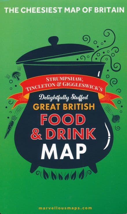 Great British Food & Drink Map