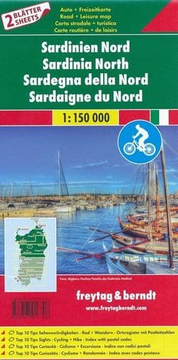 Italy - Cycling Maps