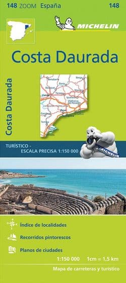Michelin Zoom Tourist Maps