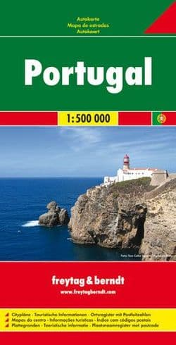 Portugal - Driving Maps