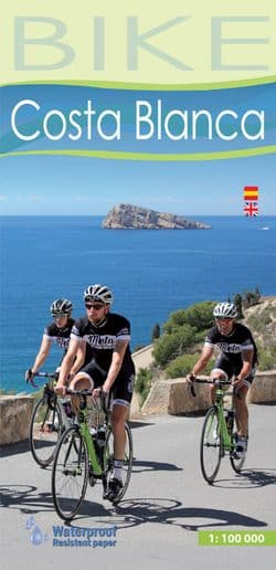Spain - Cycling Maps
